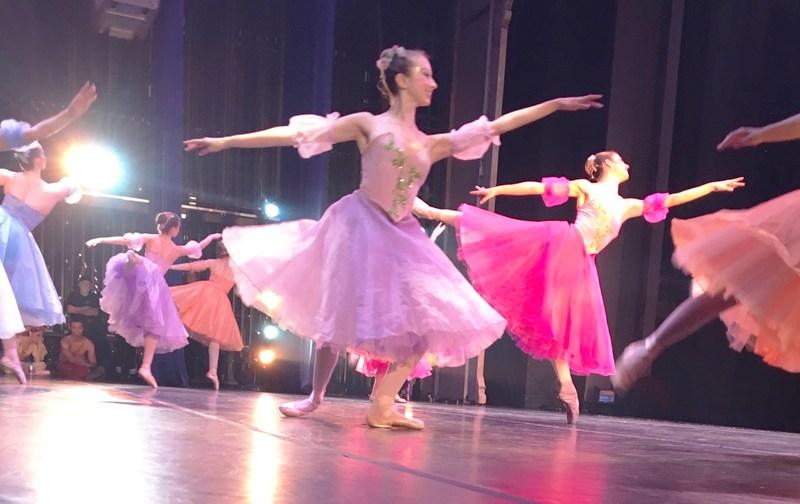 Kristina Arriaga'19 Dances Her Way to the Top Thumbnail Image