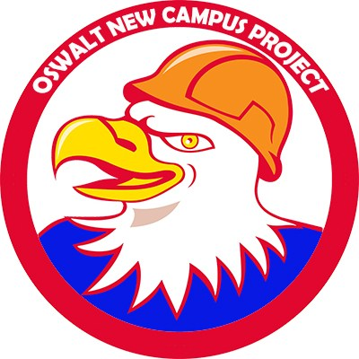 Logo for Oswalt New Campus Project