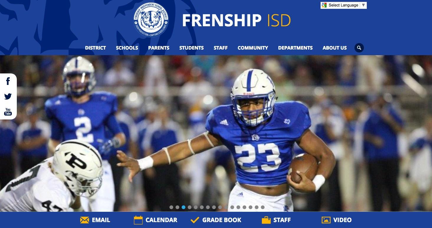 frendship example of good school websites