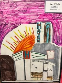 BES student wins art contest! Thumbnail Image