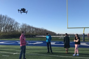 EMS Drone