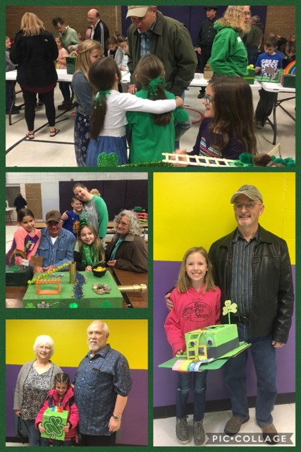 2nd grade grandparents day