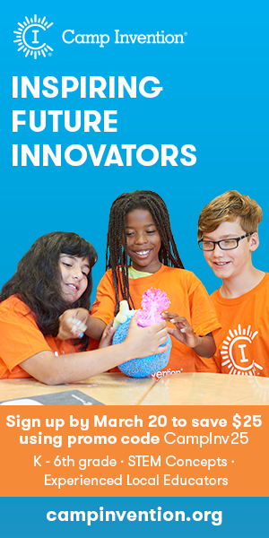 Camp Invention - June 19-23, 2017 Thumbnail Image