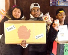 Food Drive - Delivery