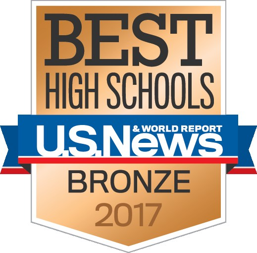 Bronze High School 2017 U.S. News & World Report