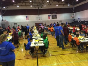 You're invited to attend the 10th Annual Manor ISD Chess Tournament.