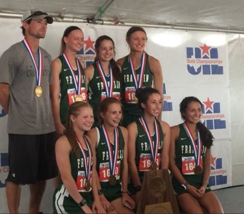 Congratulations Girls Cross Country for 3rd team in state! Thumbnail Image