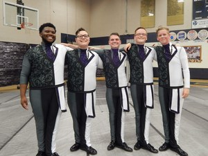OHS percussionist