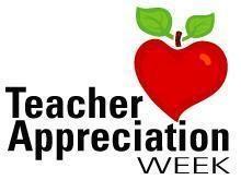 Teacher Appreciation Week Sign