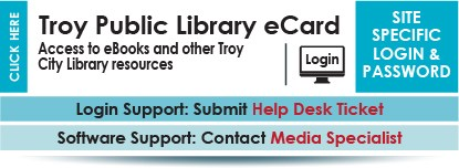 TROY E-LIBRARY CARD