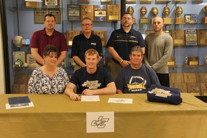 Broadwater signed to Juniata