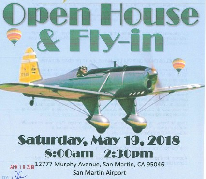 Wings of History Open House