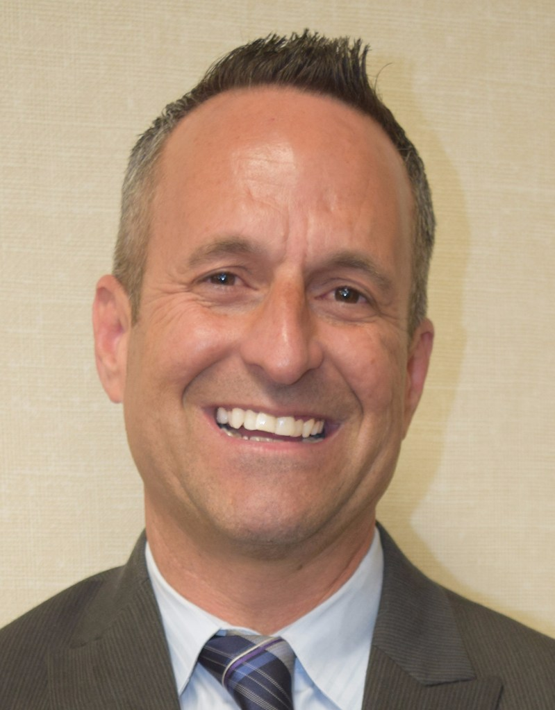 Superintendent, Marc Patterson