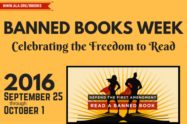 Freedom To Read Week!! Thumbnail Image