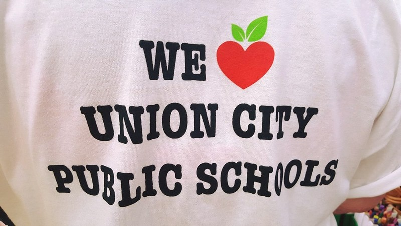 we love union city public schools