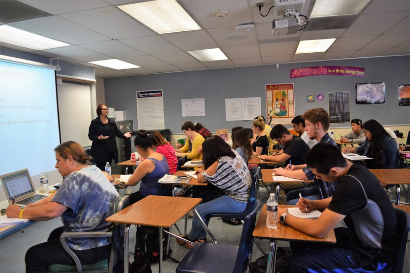 District Partners with Rio Hondo College to Offer Course Featured Photo