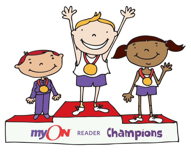 myON Reading Contest Winners Announced Thumbnail Image