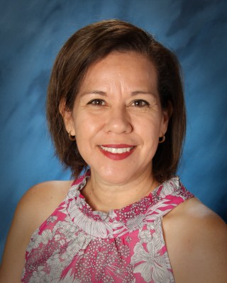 Photo of Ms. Alvarez