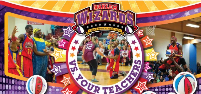 Harlem Wizards Fundraiser Sept. 15th  to benefit all Windham PTOs Thumbnail Image