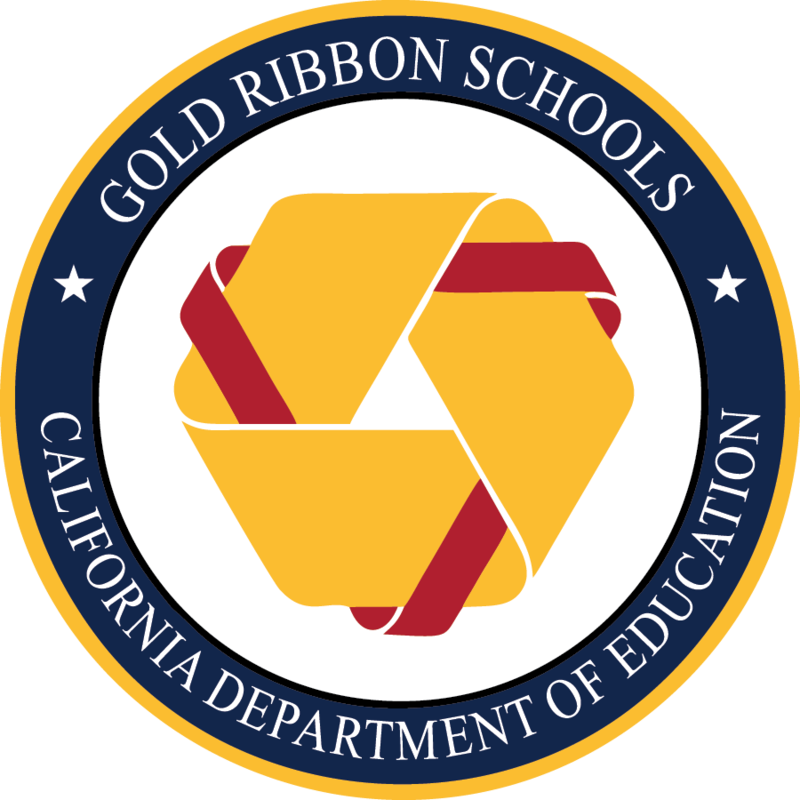Oster Gold Ribbon Honor Roll Seal