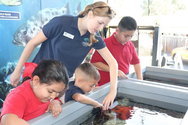 Aquarium of the Pacific Visits Loma Vista Elementary Featured Photo