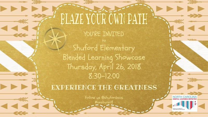 Blended Learning Showcase