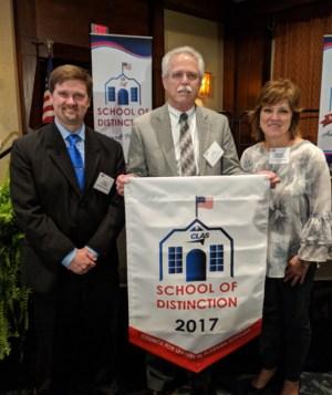 USJ Recognized as CLASBanner School