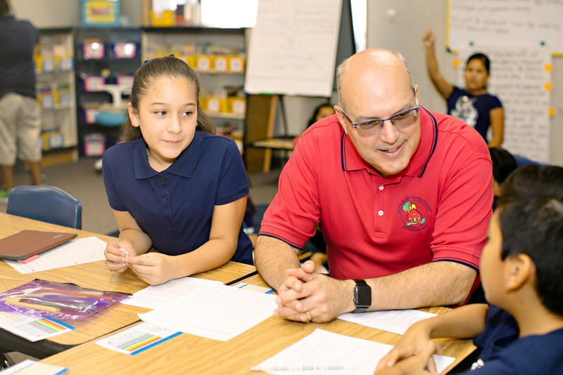 Superintendent Dr. Ron Carruth reflects on a decade of success for students in the Whittier City School District
