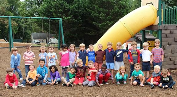 Kindergarten Group Picture