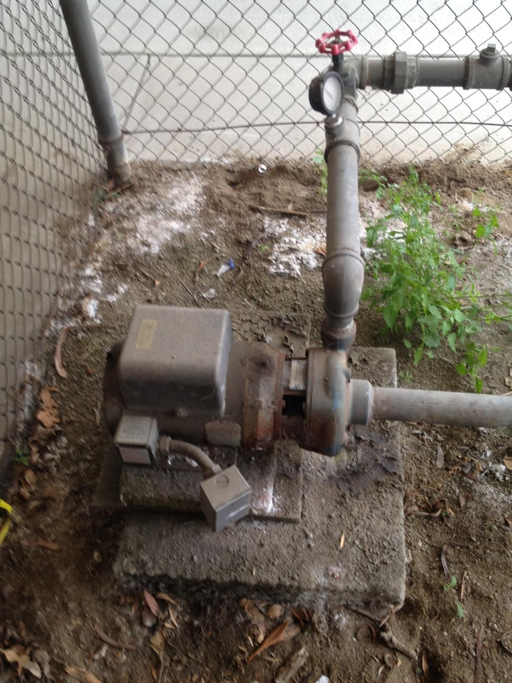 Olita Irrigation Pump Replacement