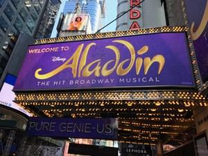 Aladdin Marquee