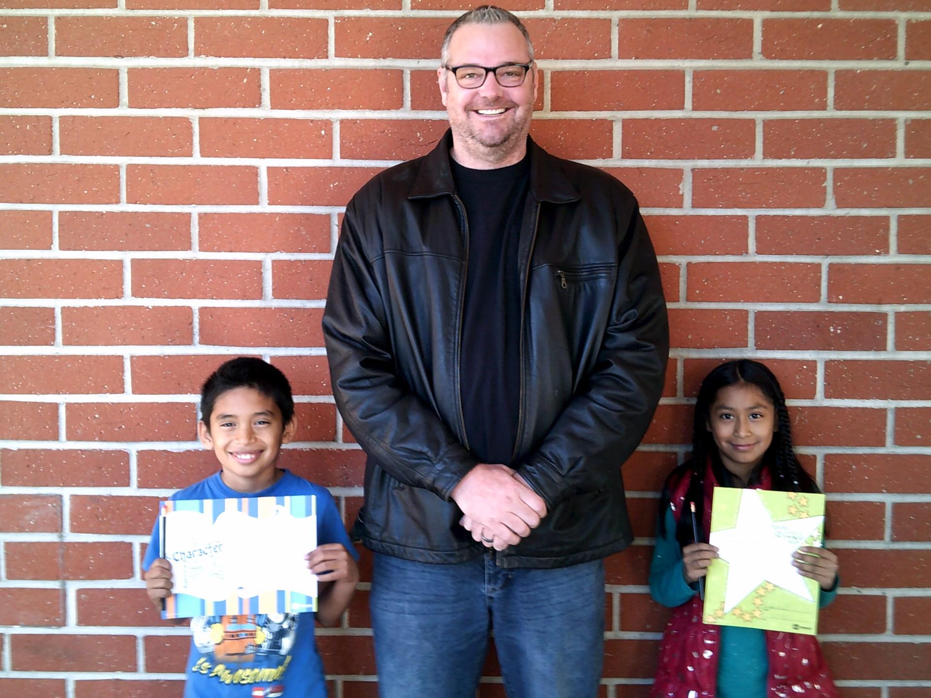 Mr. V's December Honorees