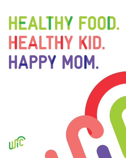 Healthy Kid. Happy Mom
