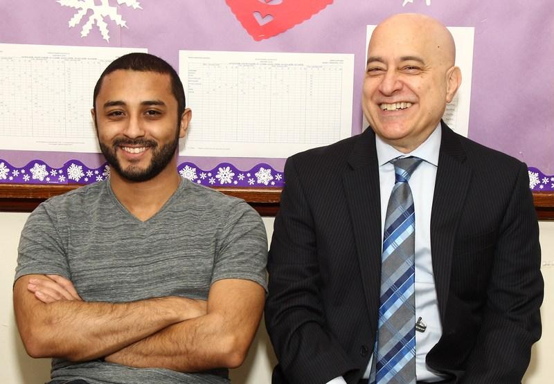 Mr. Nazario and Mr. Ficalora
