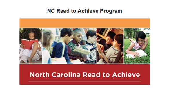 NC Read to Achieve Process
