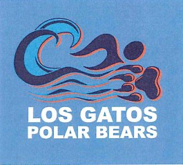 Los Gatos Polar Bear Logo