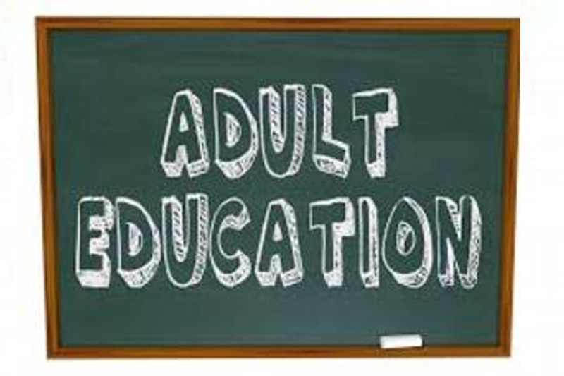 View District's Adult Education Courses Thumbnail Image