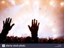 hands celebrating