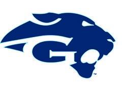 Gananda Blue Panther Logo