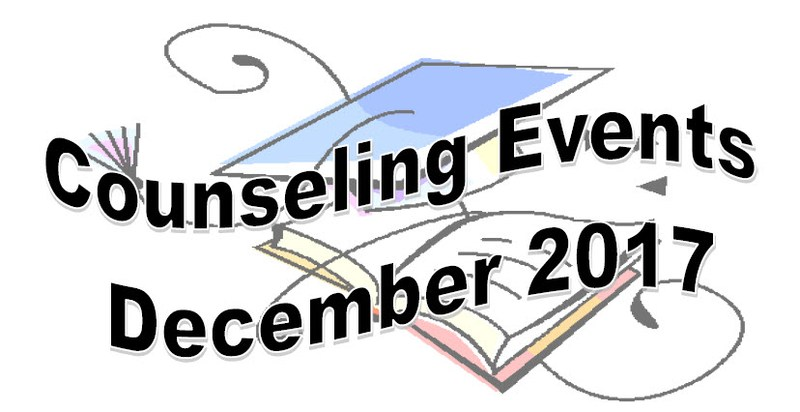 Counseling Events December 2017 Thumbnail Image