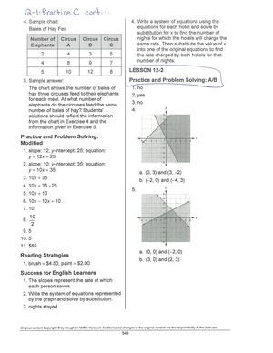 P2 12 1 Practice C Cont And 2 AB