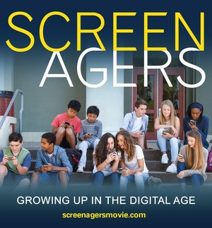screenagers graphic