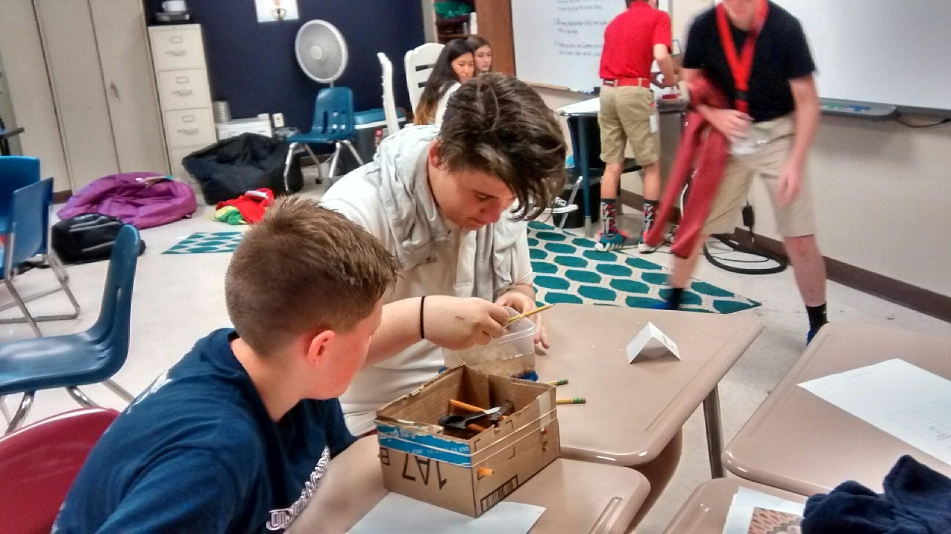 8th Grade Project