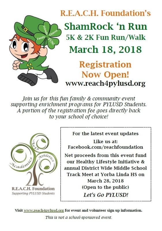 REACH Fundraiser Thumbnail Image