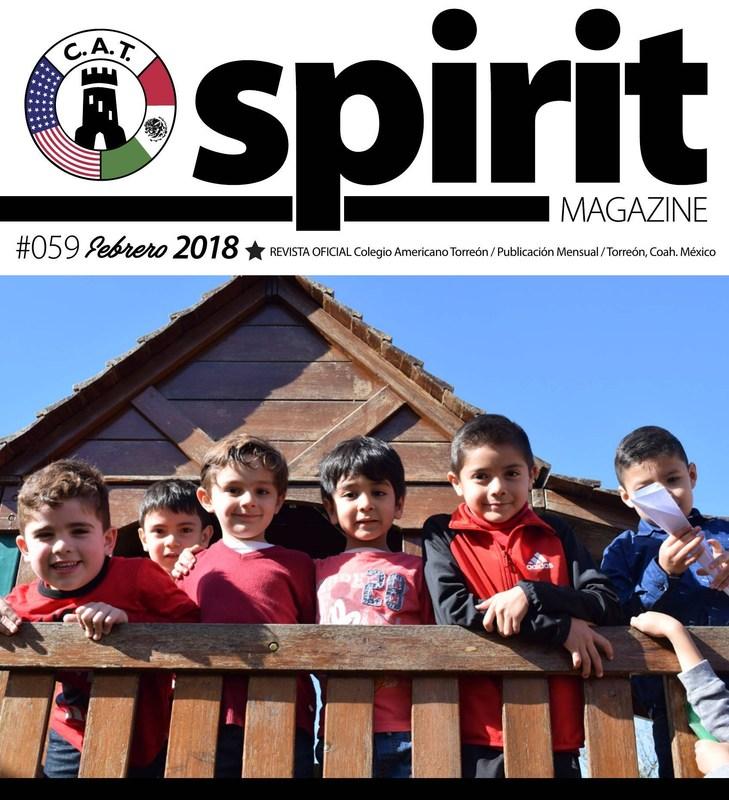 Revista CAT Spirit Featured Photo