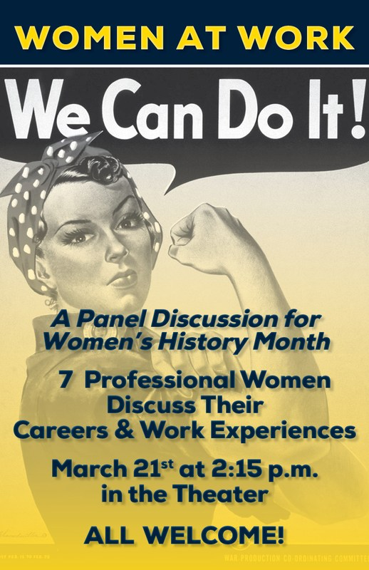 Women At Work- A Panel Discussion Featured Photo