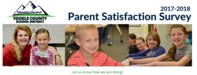 Parent Satisfaction Survey Banner