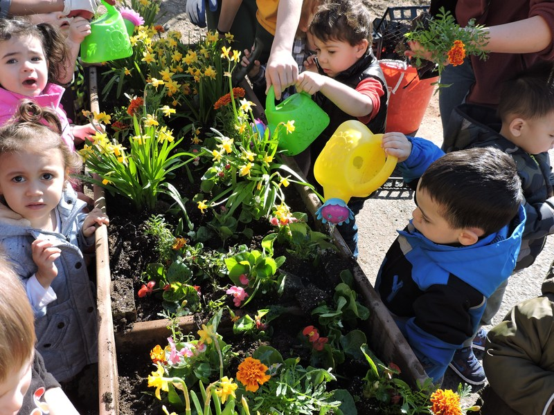 CTK Campus Celebrates Earth Day Featured Photo
