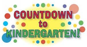 Countdown to Kindergarten Thumbnail Image