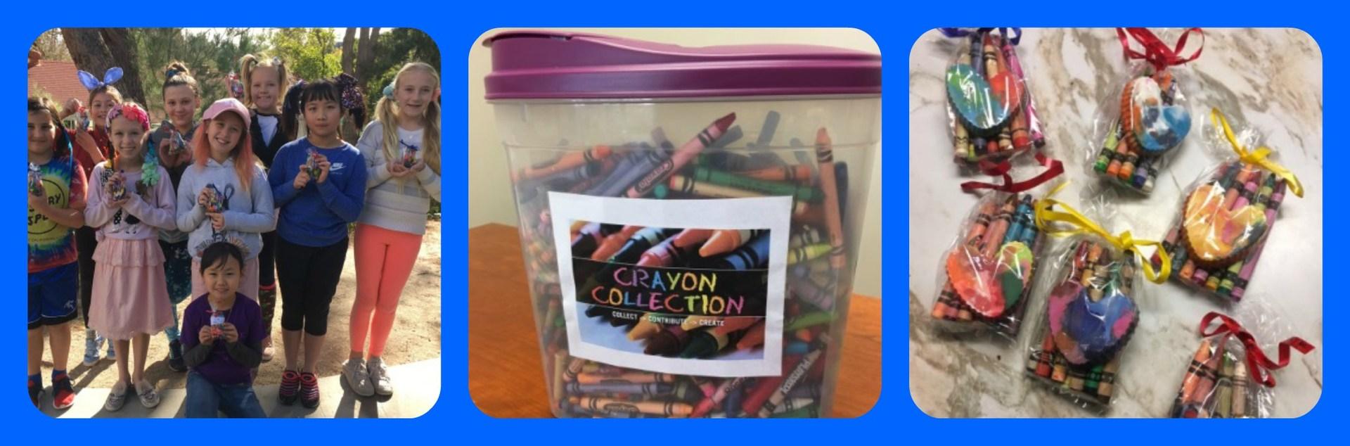 Crayon Campaign